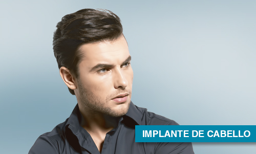 implante de cabello - clinica renacer